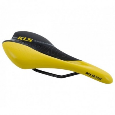 KELLYS Sedlo STYX 019, yellow