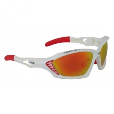 brýle FORCE MAX bílé,...