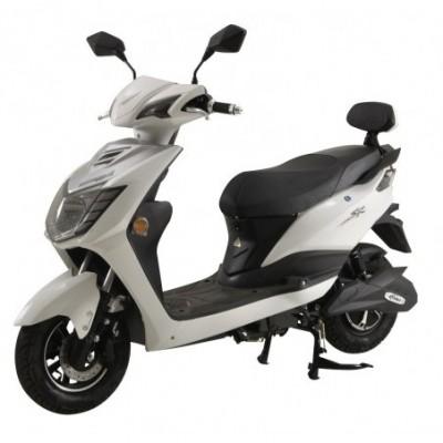 Elektrický motocykl...