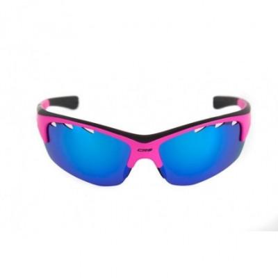 Brýle CRUSSIS růžové neon s...