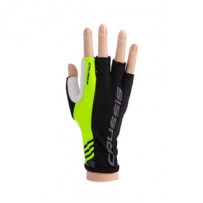 CRUSSIS cyklo rukavice...